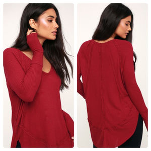 We the Free by Free People Catalina Thermal XS $68